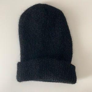Andes Gifts Milkshake Hat, black